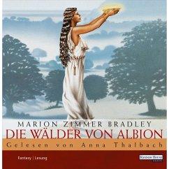 Die Wälder von Albion / Avalon-Saga Bd.3 (MP3-Download) - Zimmer Bradley, Marion