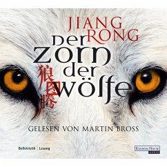Der Zorn der Wölfe (MP3-Download) - Rong, Jiang