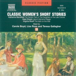Classic Women´s Short Stories (MP3-Download)