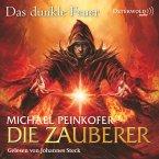 Das dunkle Feuer / Die Zauberer Bd.3 (MP3-Download)
