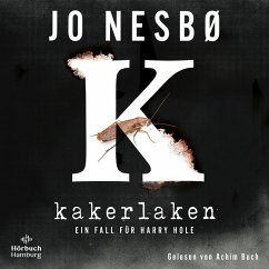 Kakerlaken / Harry Hole Bd.2 (MP3-Download) - Nesbø, Jo