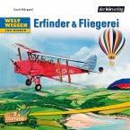 Weltwissen für Kinder: Erfinder & Fliegerei (MP3-Download)