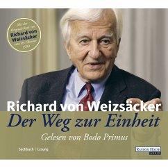 Der Weg zur Einheit (MP3-Download) - Weizsäcker, Richard von
