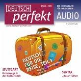 Deutsch lernen Audio - Deutsch für die Reise (MP3-Download)