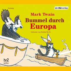 Bummel durch Europa (MP3-Download) - Twain, Mark