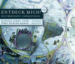 Entdeck mich! III (MP3-Download) - Fürst von Pückler-Muskau, Hermann; Zimmermann, Heinrich