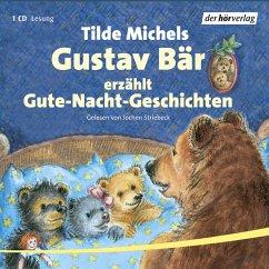 Gustav Bär erzählt Gute-Nacht-Geschichten (MP3-Download) - Michels, Tilde