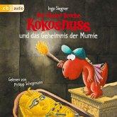 Der kleine Drache Kokosnuss und das Geheimnis der Mumie / Die Abenteuer des kleinen Drachen Kokosnuss Bd.13 (MP3-Download)