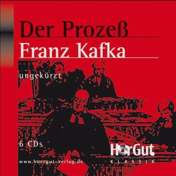 Der Prozeß (MP3-Download) - Kafka, Franz