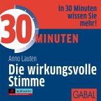 30 Minuten Die wirkungsvolle Stimme (MP3-Download)