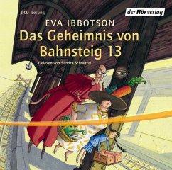 Das Geheimnis von Bahnsteig 13 (MP3-Download) - Ibbotson, Eva