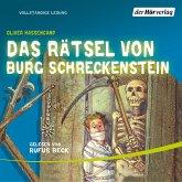 Das Rätsel von Burg Schreckenstein / Burg Schreckenstein Bd.5 (MP3-Download)