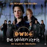 Der Angriff der Silberlichten / Die Wilden Kerle Bd.4 (MP3-Download)