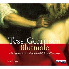 Blutmale / Jane Rizzoli Bd.6 (MP3-Download) - Gerritsen, Tess