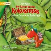 Der kleine Drache Kokosnuss und der Schatz im Dschungel / Die Abenteuer des kleinen Drachen Kokosnuss Bd.11 (MP3-Download)
