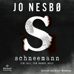 Schneemann / Harry Hole Bd.7 (MP3-Download) - Nesbø, Jo