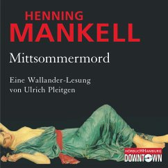 Mittsommermord / Kurt Wallander Bd.8 (MP3-Download) - Mankell, Henning