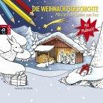 Die Weihnachtsgeschichte - Märchen und Lieder zum Fest (MP3-Download)