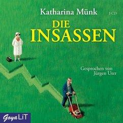 Die Insassen (MP3-Download) - Münk, Katharina
