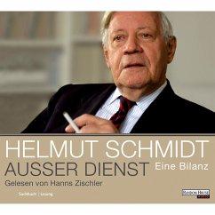 Außer Dienst (MP3-Download) - Schmidt, Helmut
