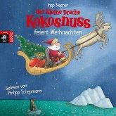 Der kleine Drache Kokosnuss feiert Weihnachten / Die Abenteuer des kleinen Drachen Kokosnuss Bd.2 (MP3-Download)
