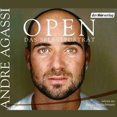 Open (MP3-Download) - Agassi, Andre