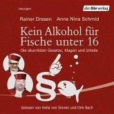 Kein Alkohol für Fische unter 16 (MP3-Download)