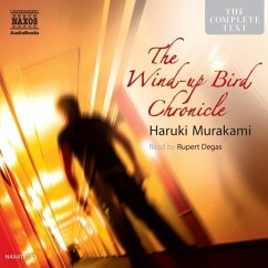 The Wind-up Bird Chronicle (MP3-Download) - Murakami, Haruki