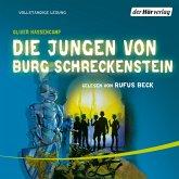 Die Jungen von Burg Schreckenstein / Burg Schreckenstein Bd.1 (MP3-Download)
