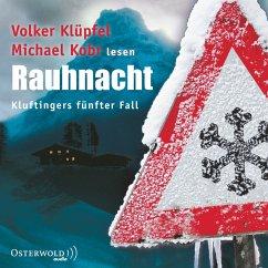 Rauhnacht / Kommissar Kluftinger Bd.5 (MP3-Download) - Klüpfel, Volker; Kobr, Michael