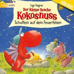 Schulfest auf dem Feuerfelsen / Die Abenteuer d...