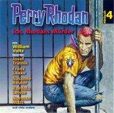 Perry Rhodan Hörspiel 04: Ich, Rhodans Mörder (MP3-Download)