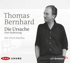 Die Ursache (MP3-Download) - Bernhard, Thomas