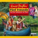 Fünf Freunde und das Geheimnis am Fluss / Fünf Freunde Bd.47 (MP3-Download)