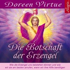 Die Botschaft der Erzengel (MP3-Download) - Virtue, Doreen