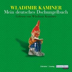 Mein deutsches Dschungelbuch (MP3-Download) - Kaminer, Wladimir