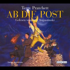 Ab die Post / Scheibenwelt Bd.29 (MP3-Download) - Pratchett, Terry