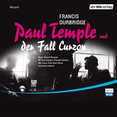 Paul Temple und der Fall Curzon (MP3-Download)
