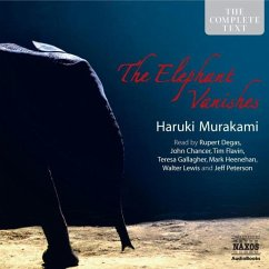 The Elephant Vanishes (MP3-Download) - Murakami, Haruki