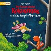 Der kleine Drache Kokosnuss und das Vampir-Abenteuer / Die Abenteuer des kleinen Drachen Kokosnuss Bd.12 (MP3-Download)