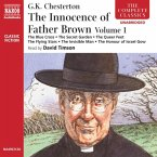 The Innocence of Father Brown Volume 1 (MP3-Download)