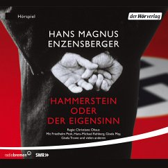 Hammerstein oder Der Eigensinn (MP3-Download) - Enzensberger, Hans Magnus
