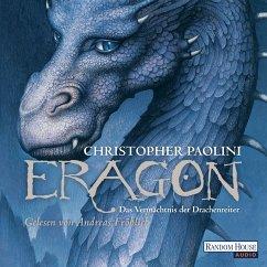 Das Vermächtnis der Drachenreiter / Eragon Bd.1 (MP3-Download) - Paolini, Christopher