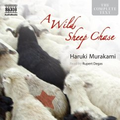 A Wild Sheep Chase (MP3-Download) - Murakami, Haruki