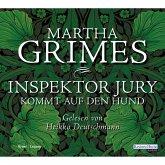 Inspektor Jury kommt auf den Hund / Inspektor Jury Bd.20 (MP3-Download)