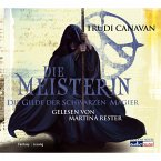 Die Meisterin / Die Gilde der Schwarzen Magier Bd.3 (MP3-Download)