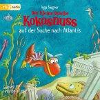 Der kleine Drache Kokosnuss auf der Suche nach Atlantis / Die Abenteuer des kleinen Drachen Kokosnuss Bd.15 (MP3-Download)
