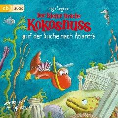 Der kleine Drache Kokosnuss auf der Suche nach Atlantis / Die Abenteuer des kleinen Drachen Kokosnuss Bd.15 (MP3-Download) - Siegner, Ingo