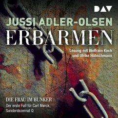 Erbarmen / Carl Mørck. Sonderdezernat Q Bd.1 (MP3-Download) - Adler-Olsen, Jussi
