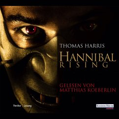 Hannibal Rising (MP3-Download) - Harris, Thomas